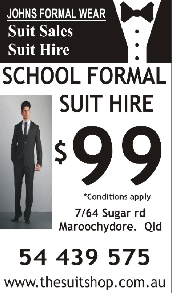 Johns Formalwear SF